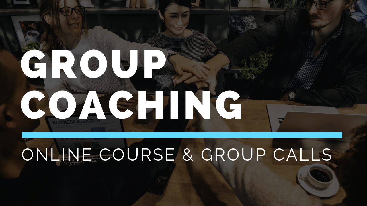 Course + Group Coaching
