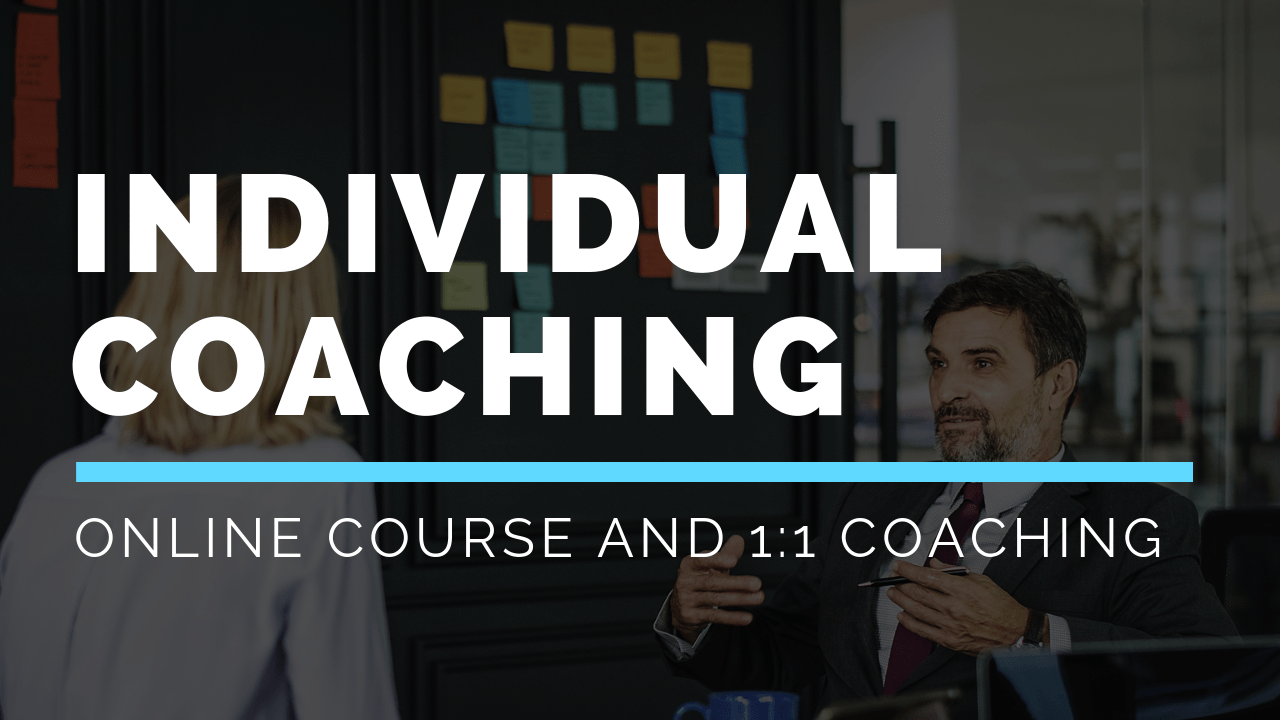 Course + Individual Coaching